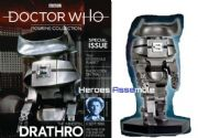 Doctor Who Figurine Collection Special #19 Drathro Eaglemoss